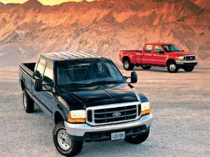 Powerstroke - 1999-2003 Ford 7.3L Powerstroke