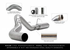 2004.5-2005 GM 6.6L LLY Duramax - Exhaust Systems and Parts