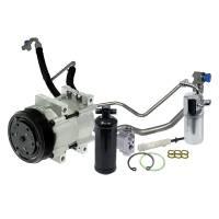 GM - Chevy/GMC Duramax  6.6L A/C Compressor Kit,  *Accumulator * Expansion Valve *Seal Kit *Compressor