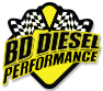 BD Diesel  - BD Iron Horn 6.7L Cummins Turbo Kit 2007.5-2018