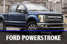 Powerstroke - 2017 Ford 6.7L Powerstroke