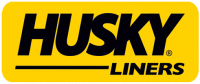 Husky Liners - 05-15 Toyota Tacoma Front and Rear Mud Guard Set Black Husky Liners