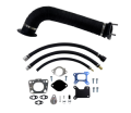 "Exhaust Systems and Parts - Down Pipes - EGR Test Equipment  - L5P Egr Test Kit DIESEL 3.5"" DOWNPIPE KIT"