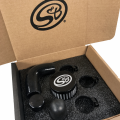Engines and Parts - CCV/PCV Reroute - S&B Filters - S&B Filters 07-17 CumminsCCV Open Breather Kit
