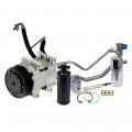 GM - Chevy/GMC Duramax  6.6L A/C Compressor Kit,  *Accumulator * Expansion Valve *Seal Kit *Compressor - Image 2